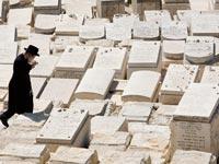 בית קברות קברים / צלם: רויטרס